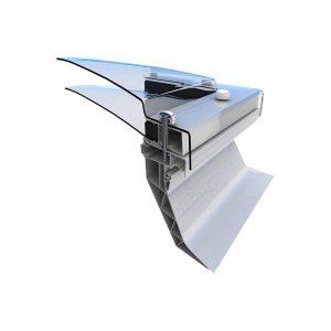 2 Mardome Fixed Flat Roof Lights 902mm x 706mm