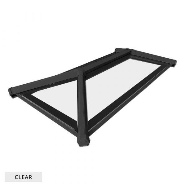 Wendland Aluminium Roof Lantern - AMBI Clear Glazing